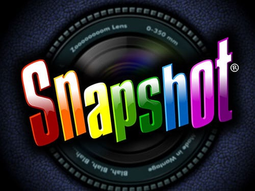 The Snapshot Pull Tab Online Slot Demo Game by Realistic Games