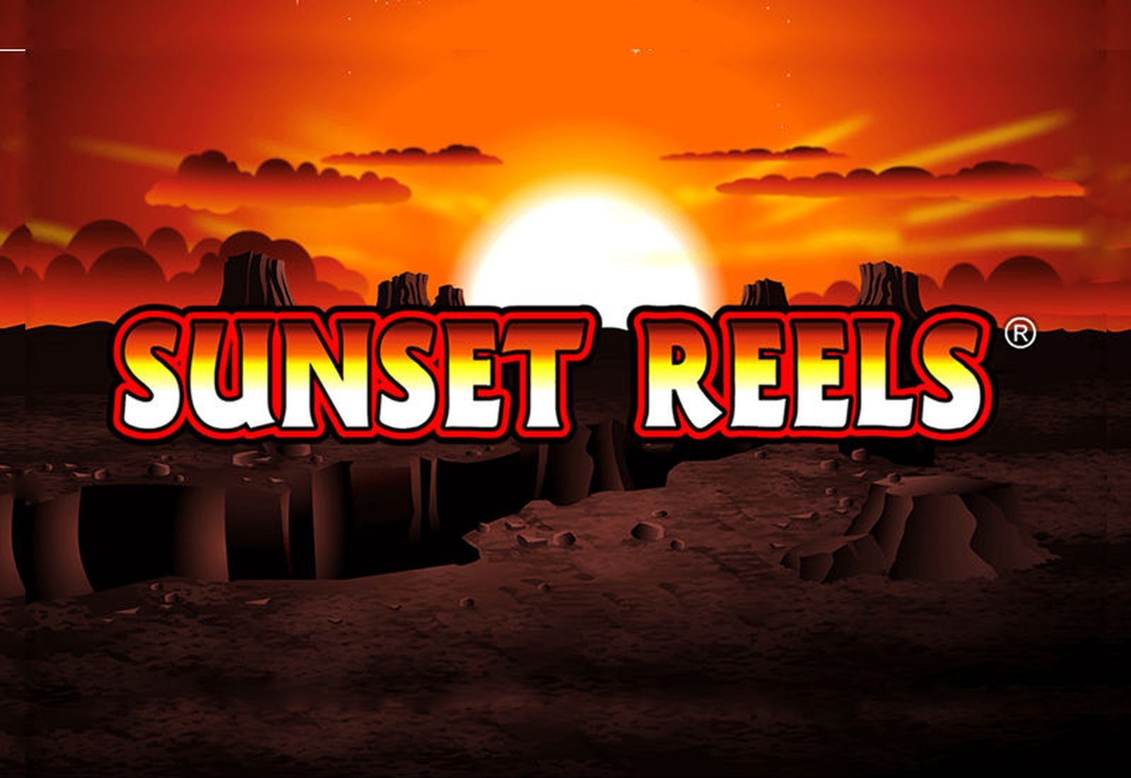 Reels in Sunset Reels Slot Game by Realistic Games
