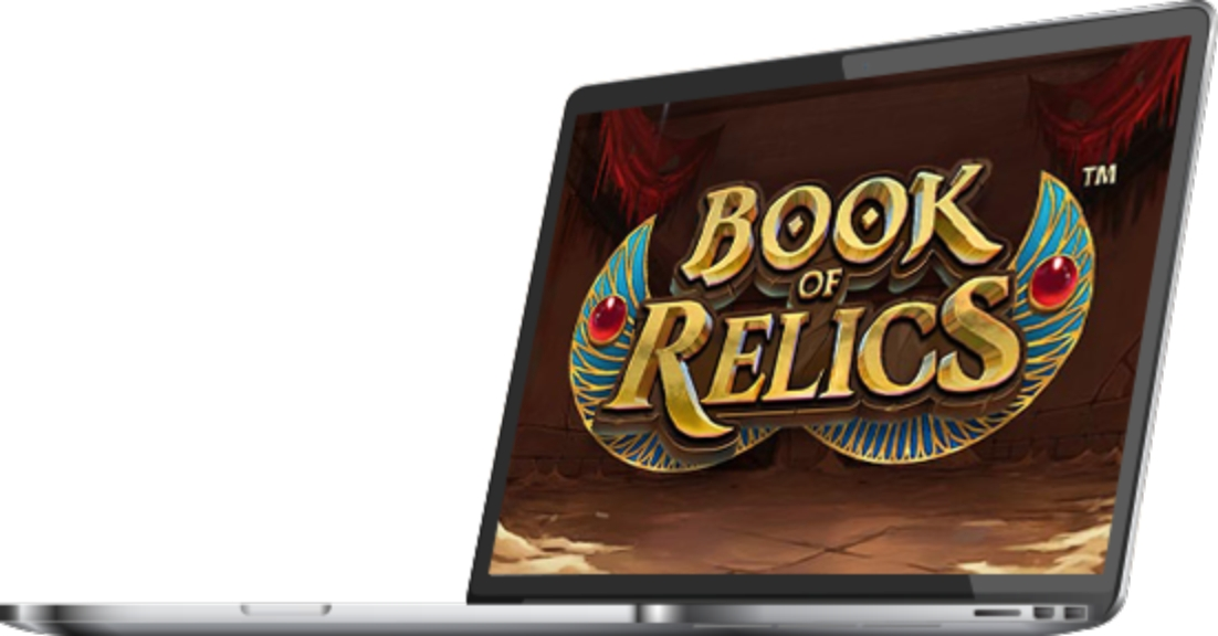The Book of Relics Online Slot Demo Game by Red7 Mobile