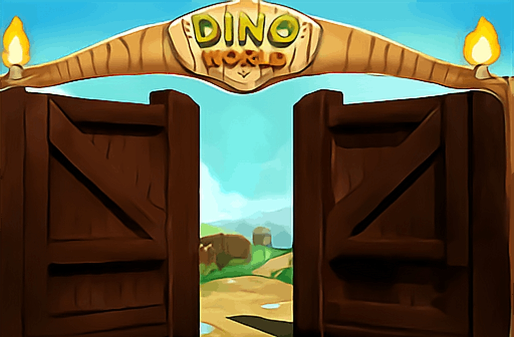 The Dinoworld Online Slot Demo Game by Red7 Mobile