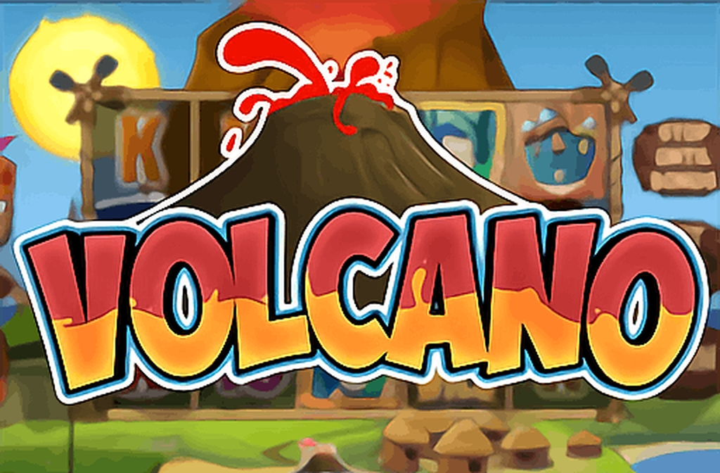 The Volcano (Red7) Online Slot Demo Game by Red7 Mobile