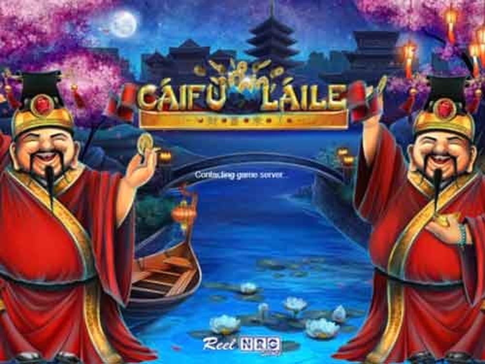 Reels in Caifu Laile Slot Game by ReelNRG Gaming