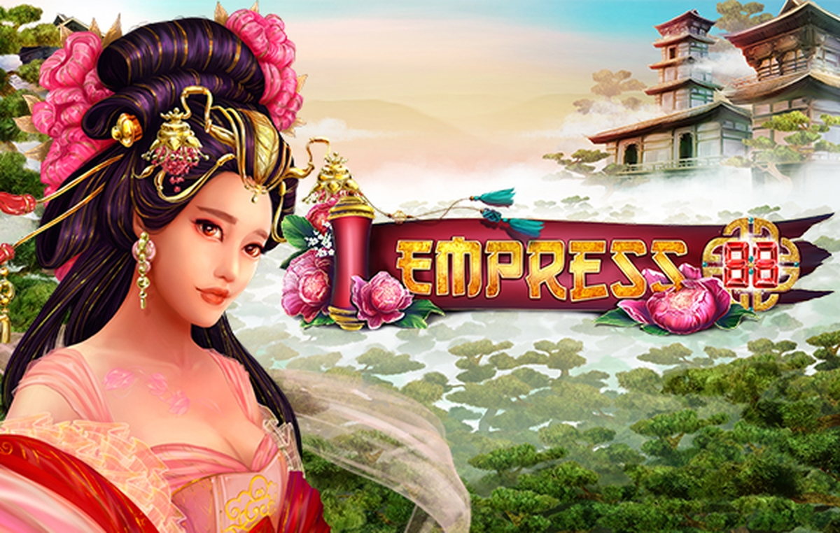 Reels in Empress88 Slot Game by ReelNRG Gaming