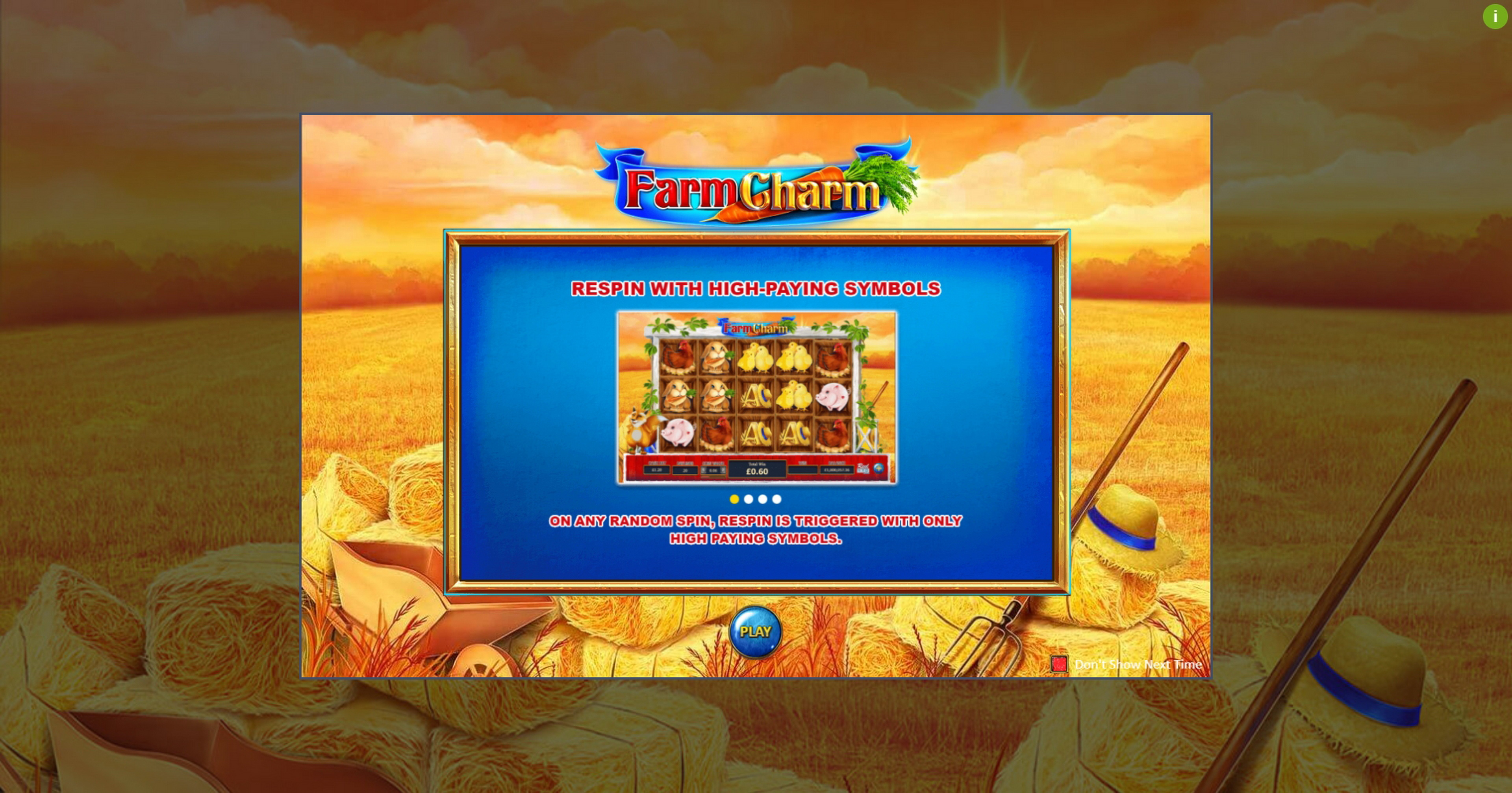 Play Farm Charm Free Casino Slot Game by ReelNRG