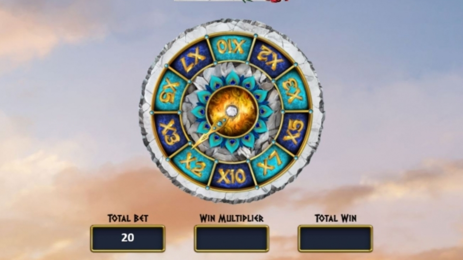 Reels in Hera's Gold Slot Game by ReelNRG Gaming