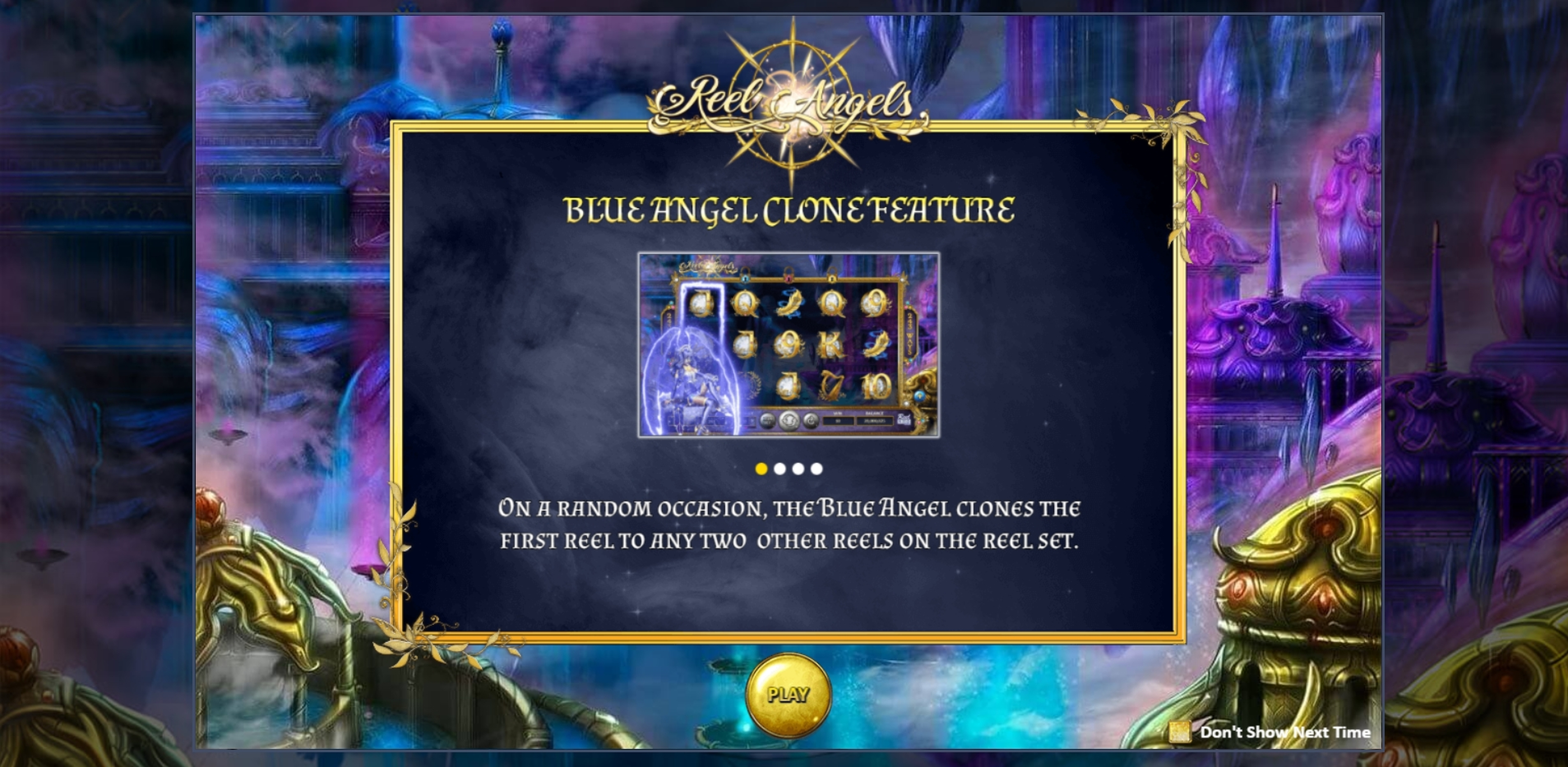 Play Reel Angels Free Casino Slot Game by ReelNRG Gaming