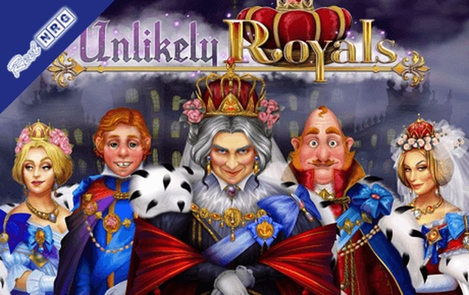 Reels in Unlikely Royals Slot Game by ReelNRG Gaming