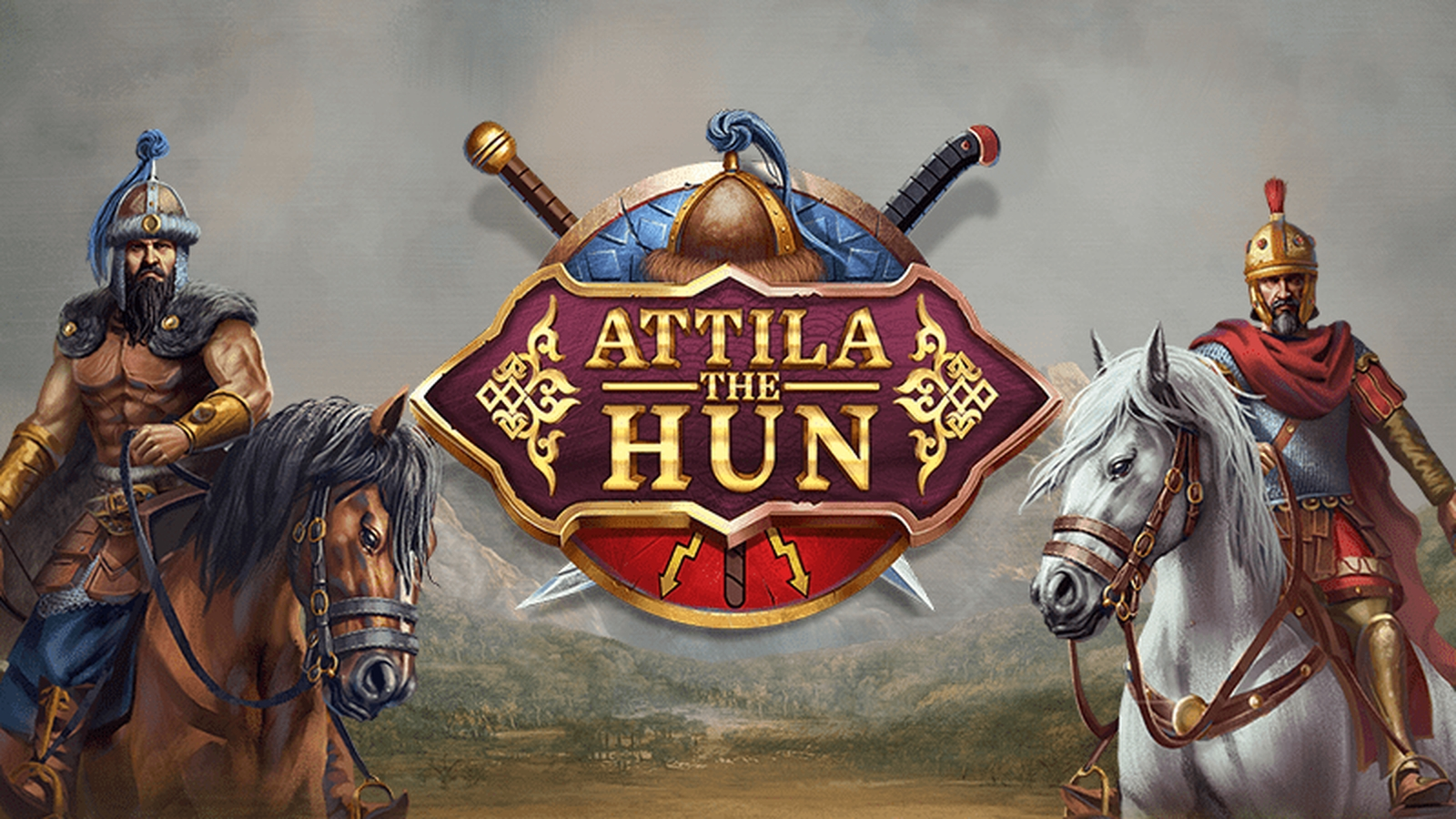 The Attila The Hun Online Slot Demo Game by Relax Gaming