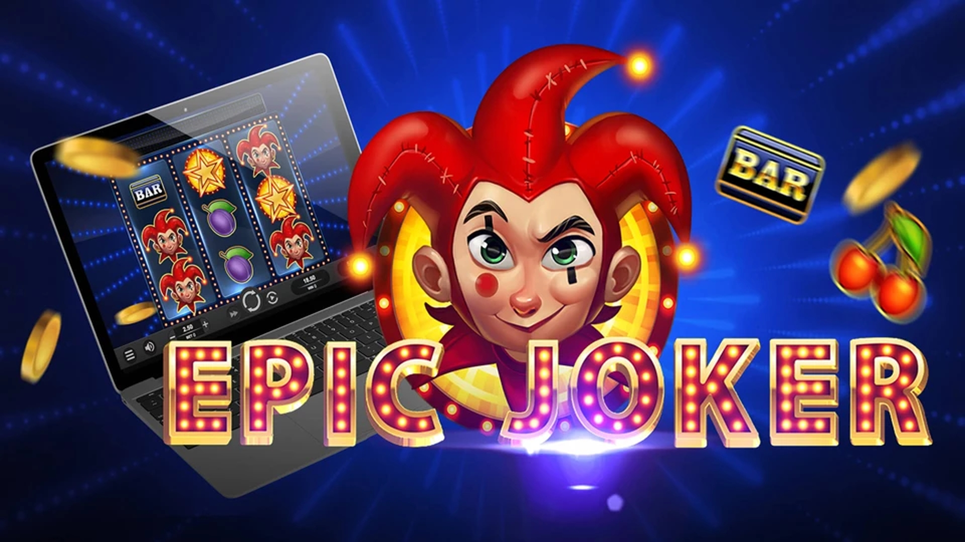 The Epic Joker Online Slot Demo Game by Relax Gaming
