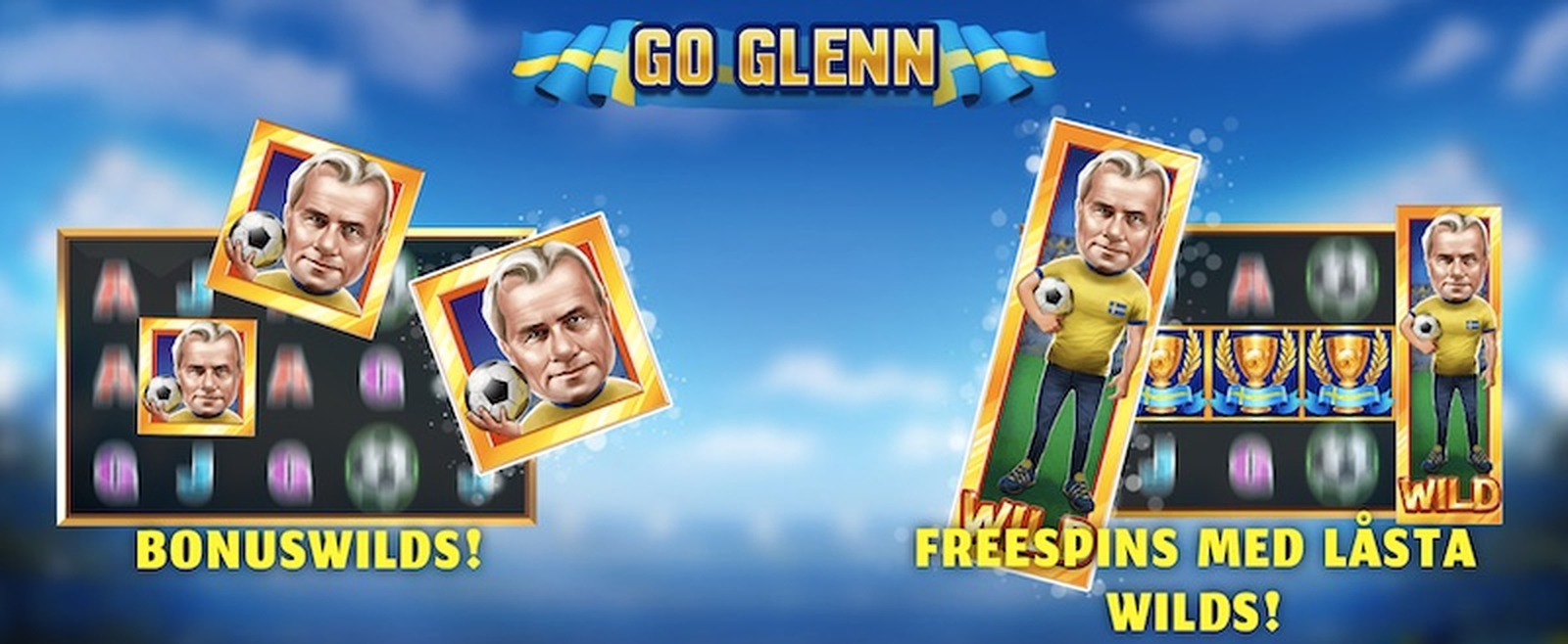 The Go Glenn Online Slot Demo Game by Relax Gaming
