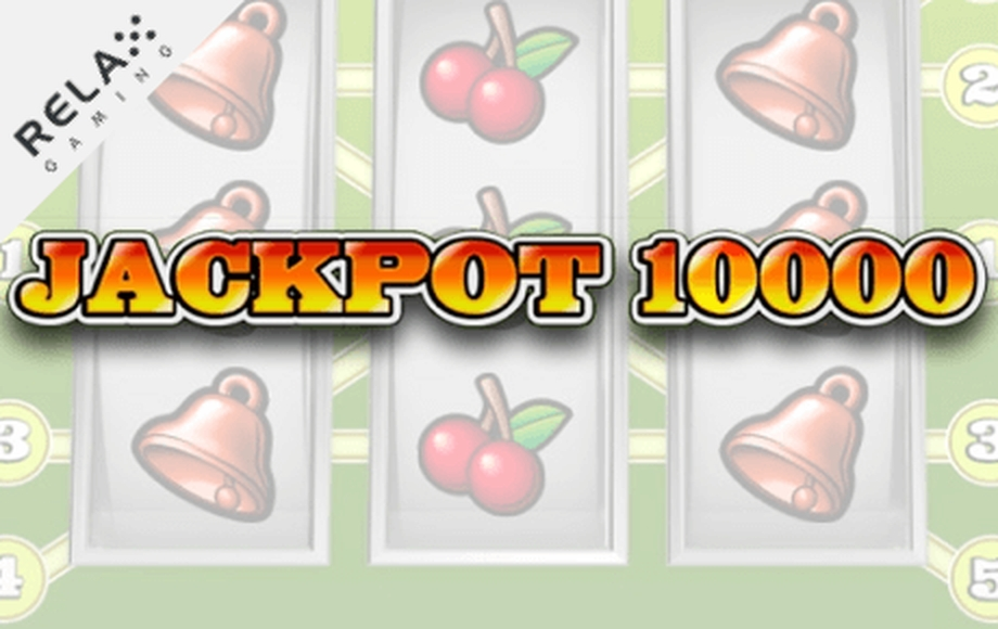 The Jackpot 10000 Online Slot Demo Game by Relax Gaming