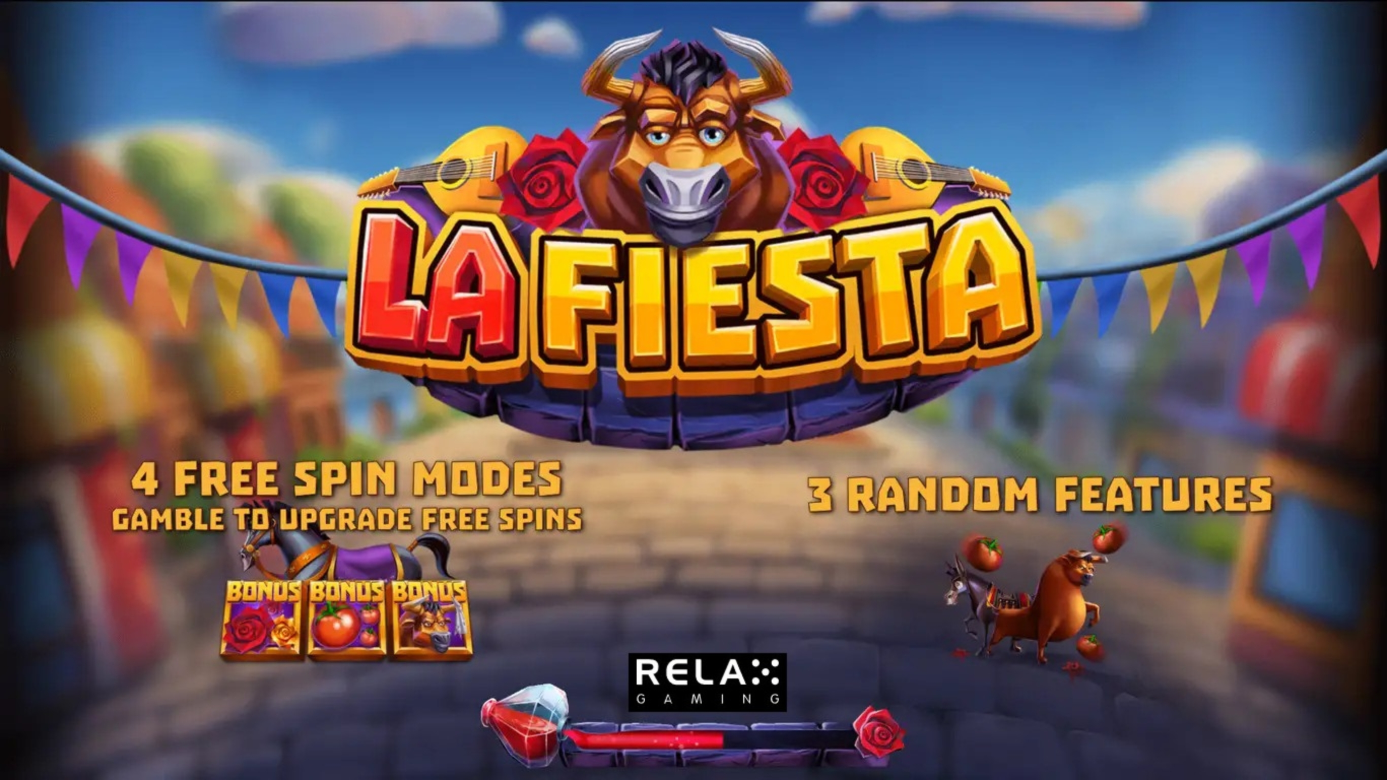 The La Fiesta Online Slot Demo Game by Relax Gaming
