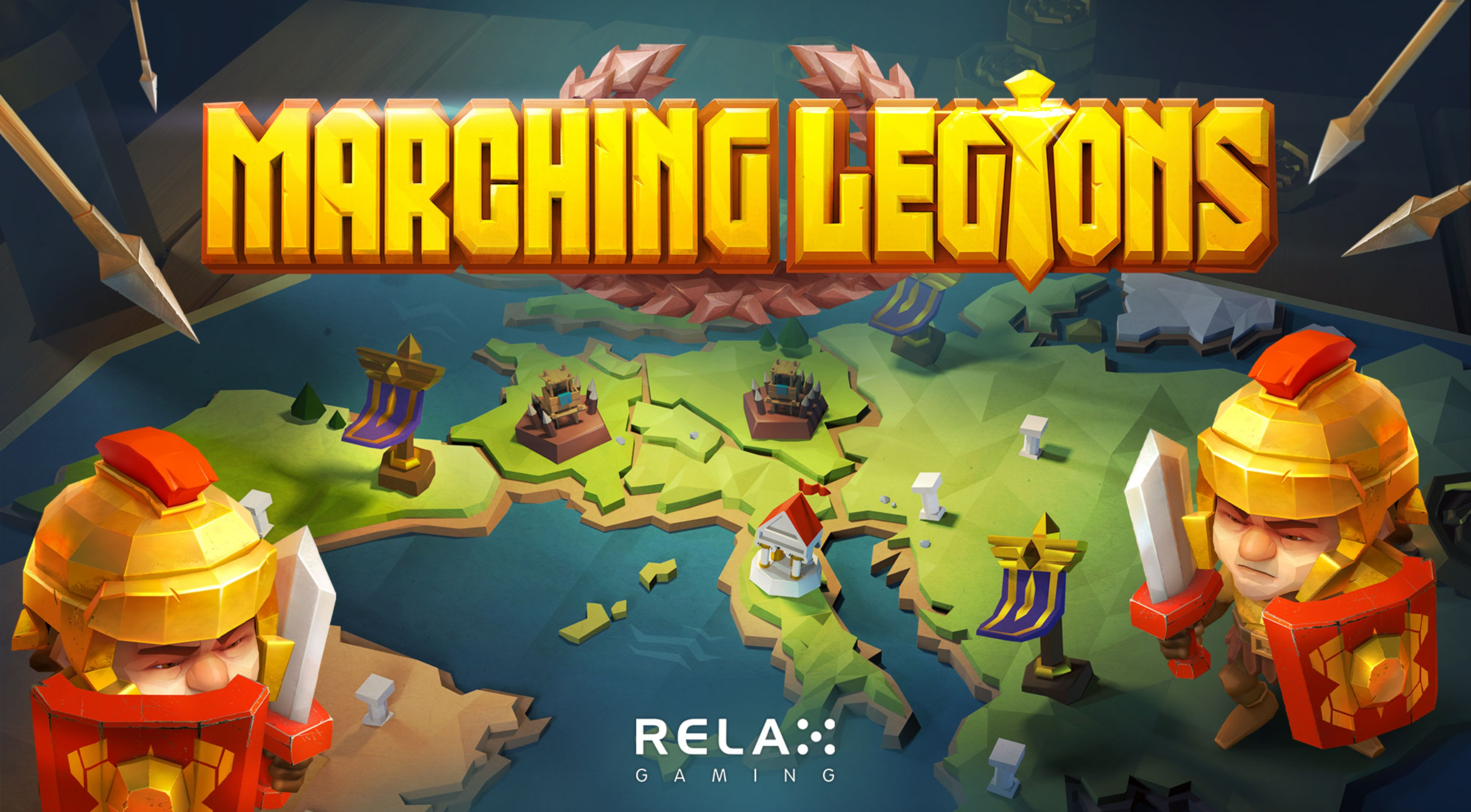 The Marching Legions Online Slot Demo Game by Relax Gaming