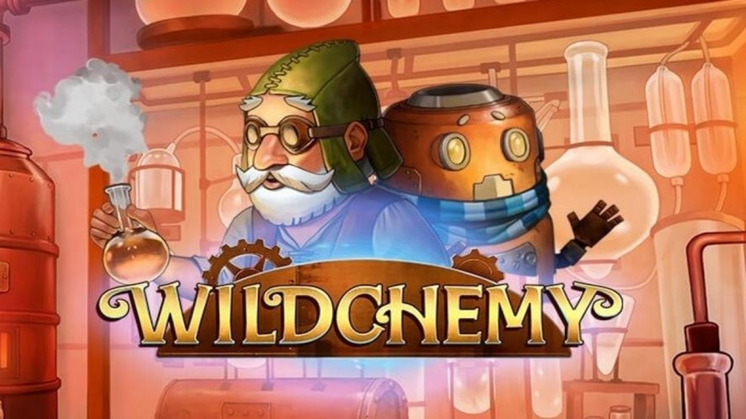The Wildchemy Online Slot Demo Game by Relax Gaming