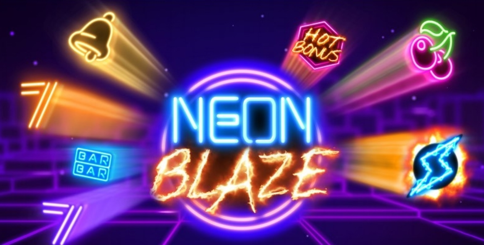 The Neon Blaze Online Slot Demo Game by Revolver Gaming