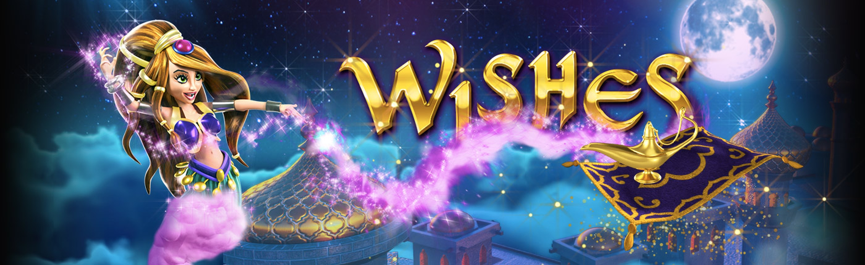 The Wishes Online Slot Demo Game by Revolver Gaming