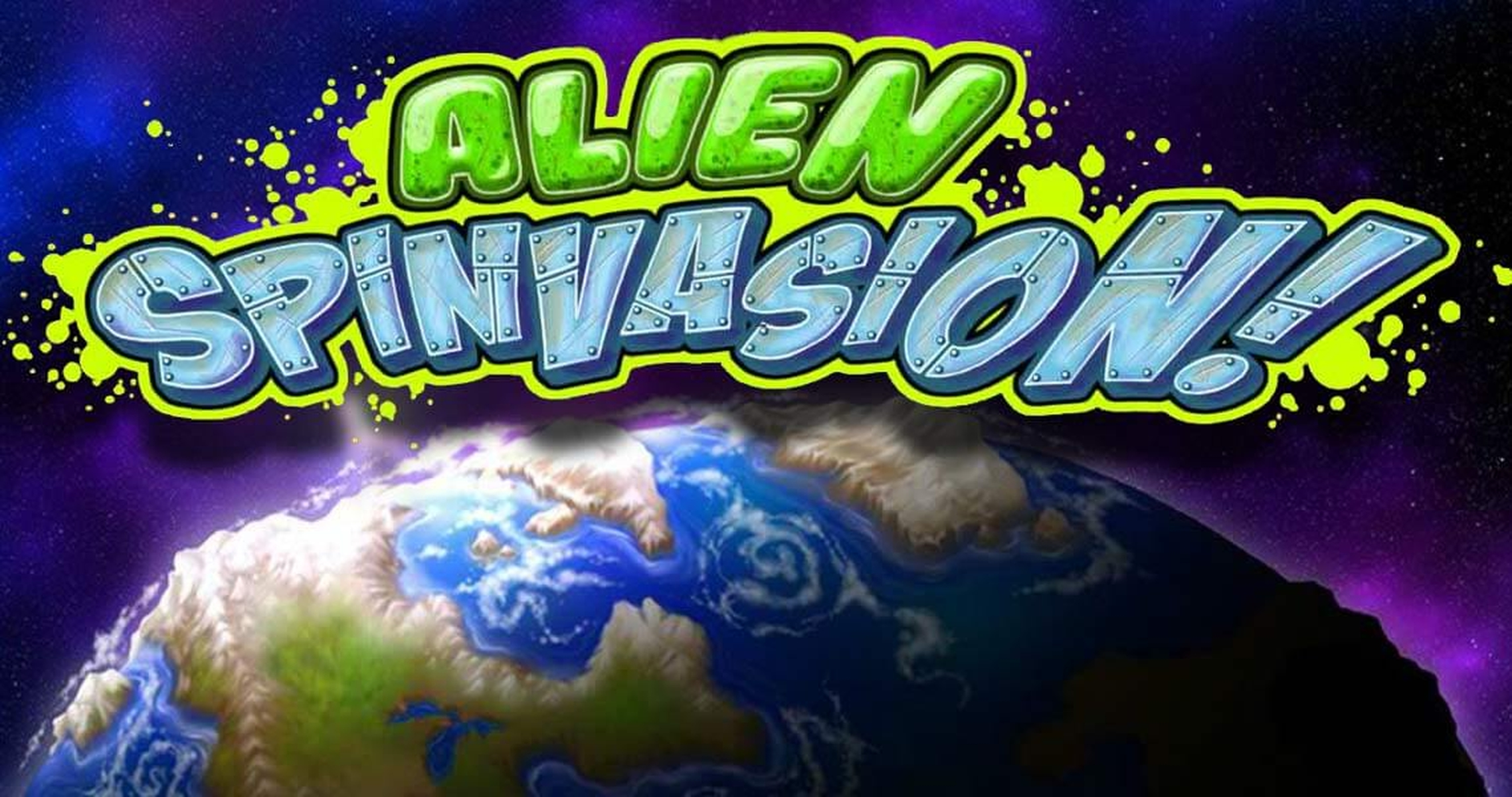 The Alien Spinvasion! Online Slot Demo Game by Rival