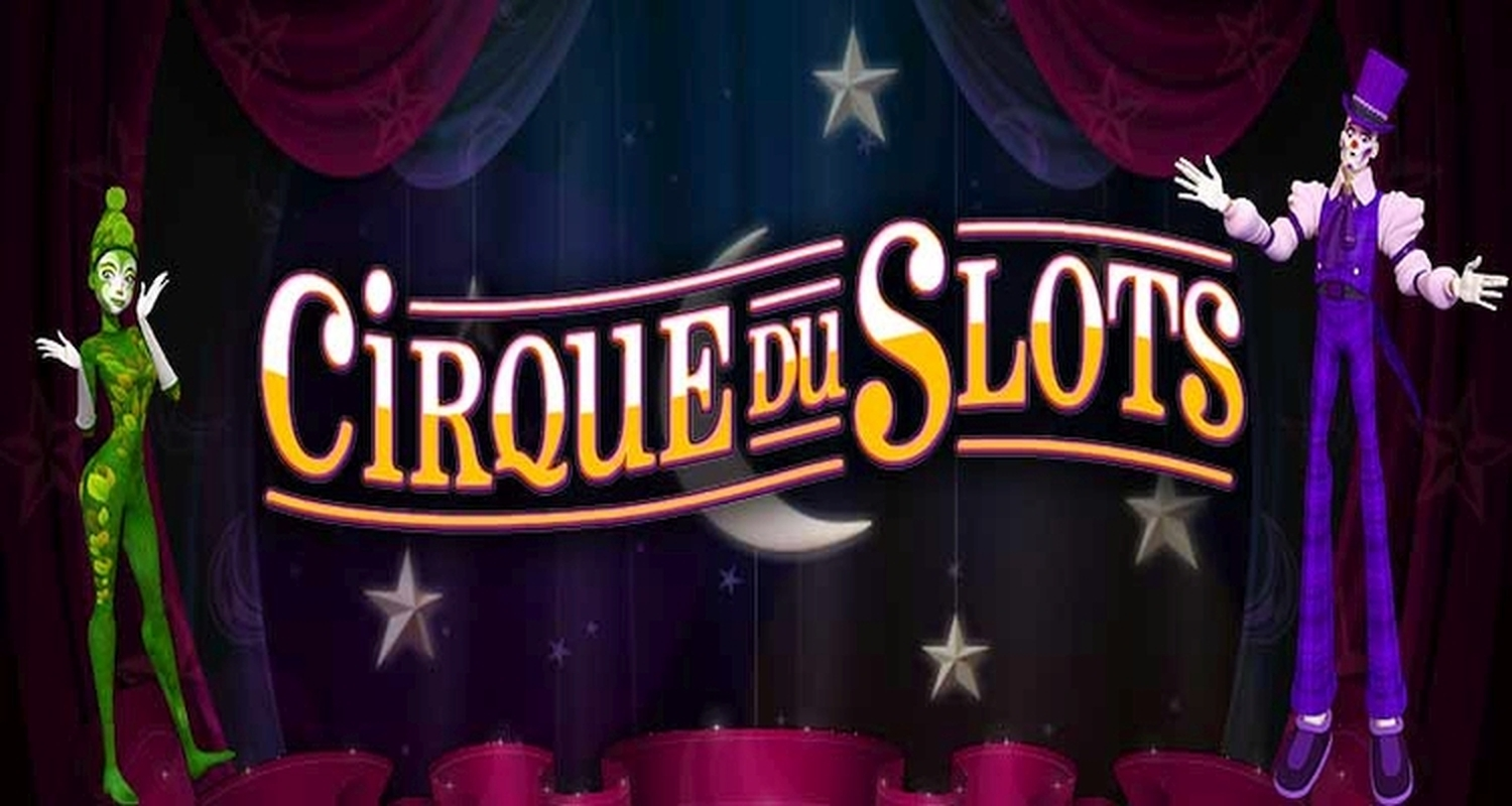 The Cirque du Slots Online Slot Demo Game by Rival