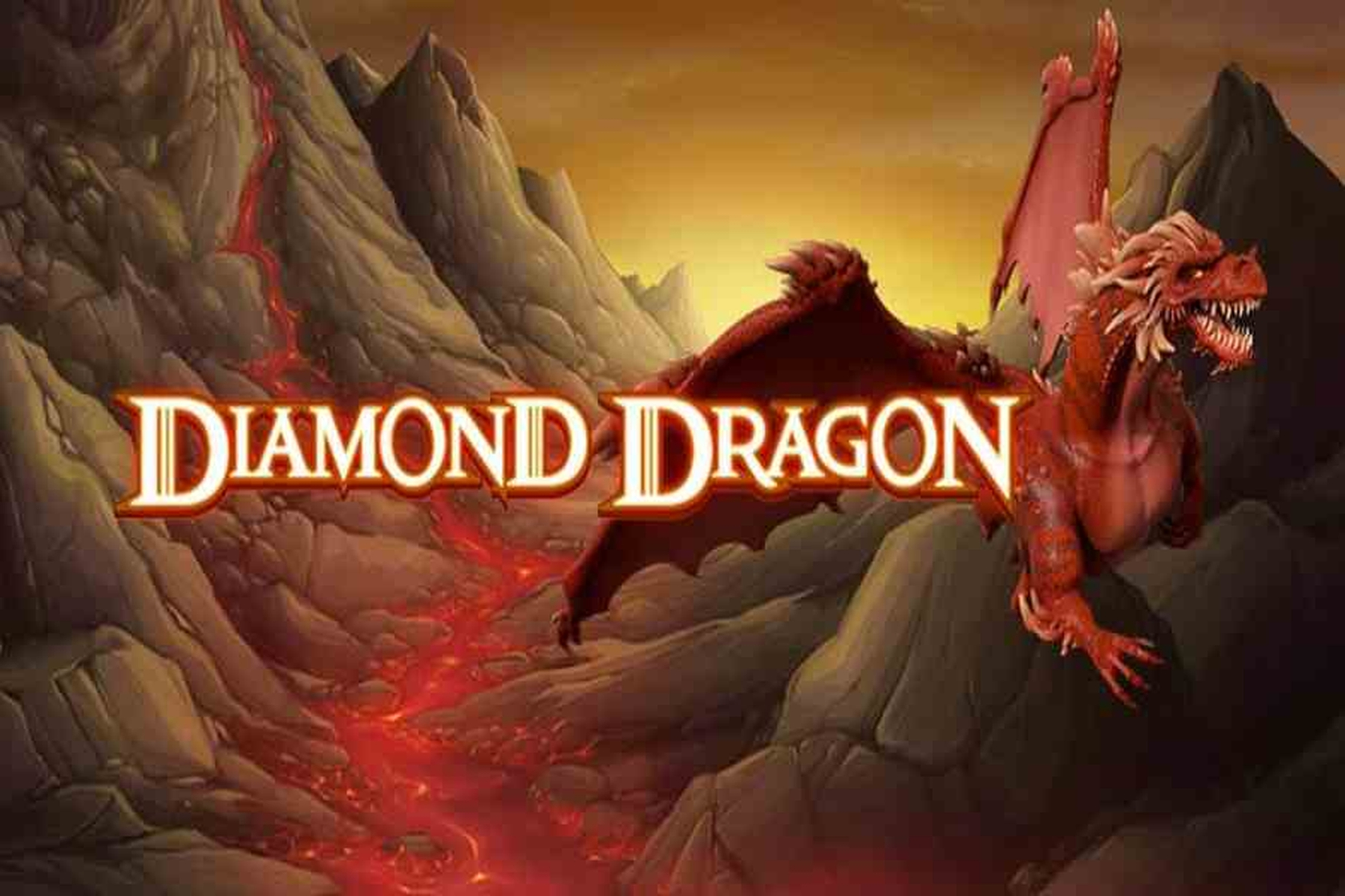 The Diamond Dragon Online Slot Demo Game by Rival