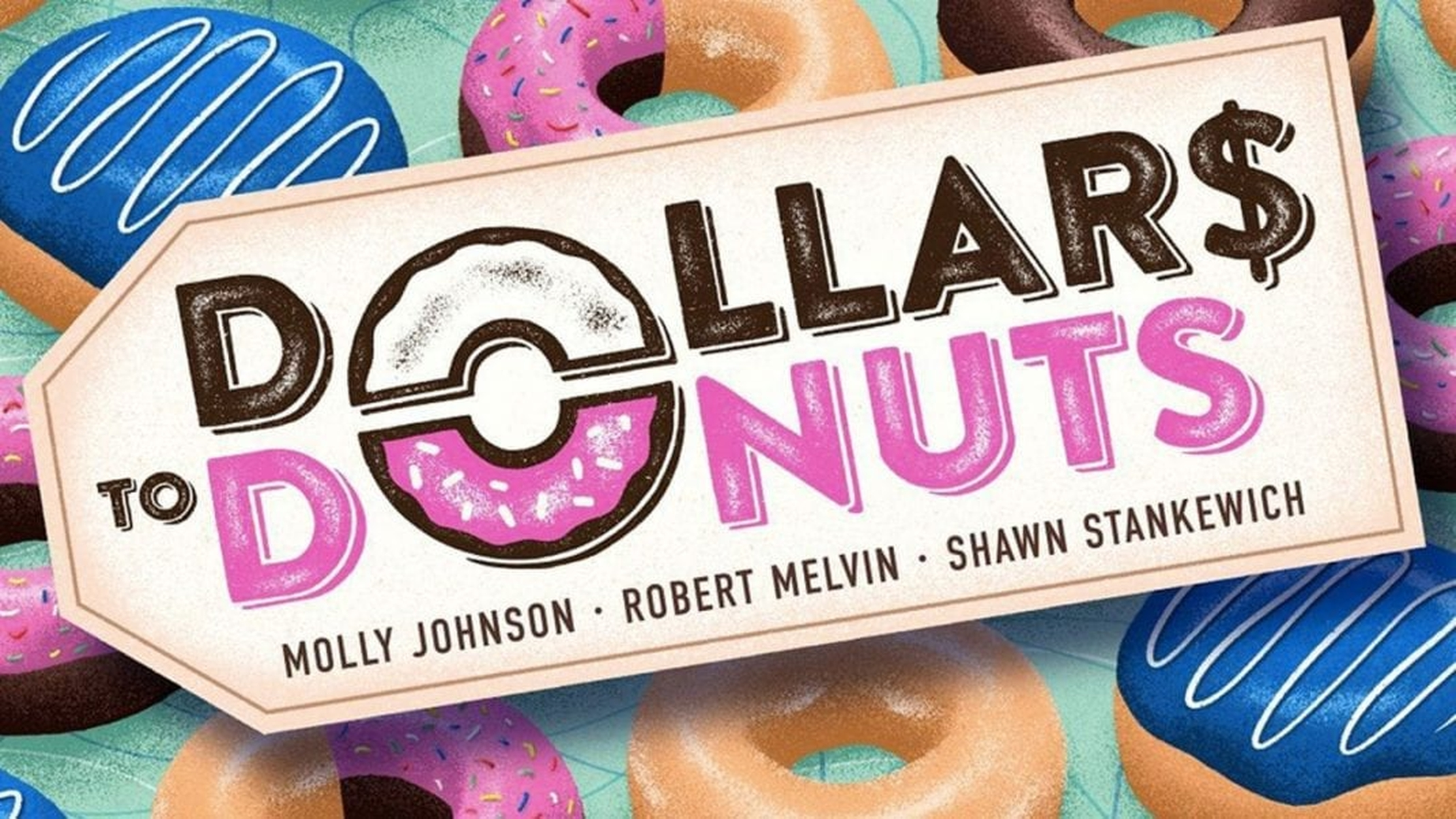 The Dollars to Donuts Online Slot Demo Game by Rival