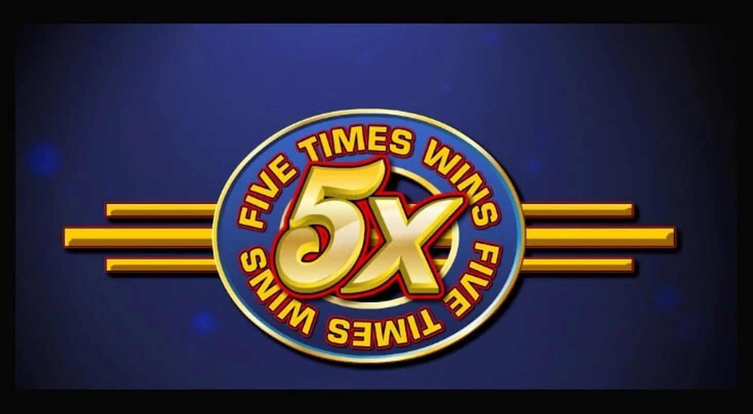 The Five Times Wins Online Slot Demo Game by Rival