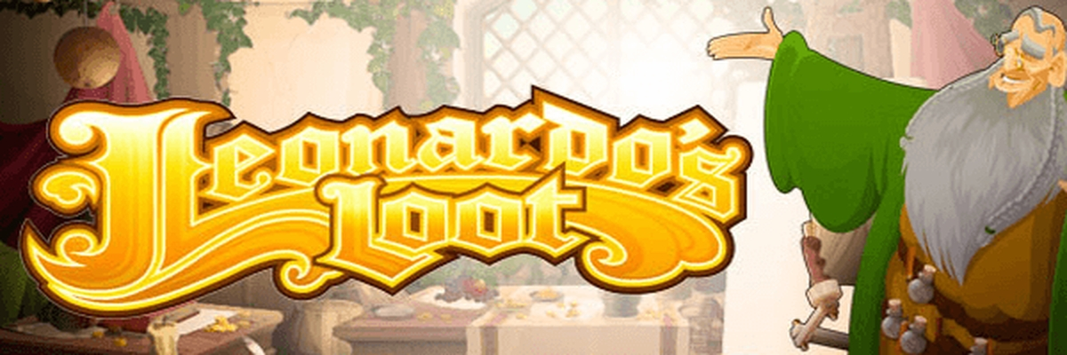 The Leonardo's Loot Online Slot Demo Game by Rival