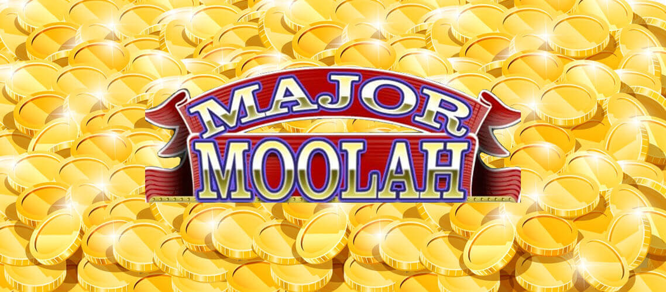 The Major Moolah Online Slot Demo Game by Rival