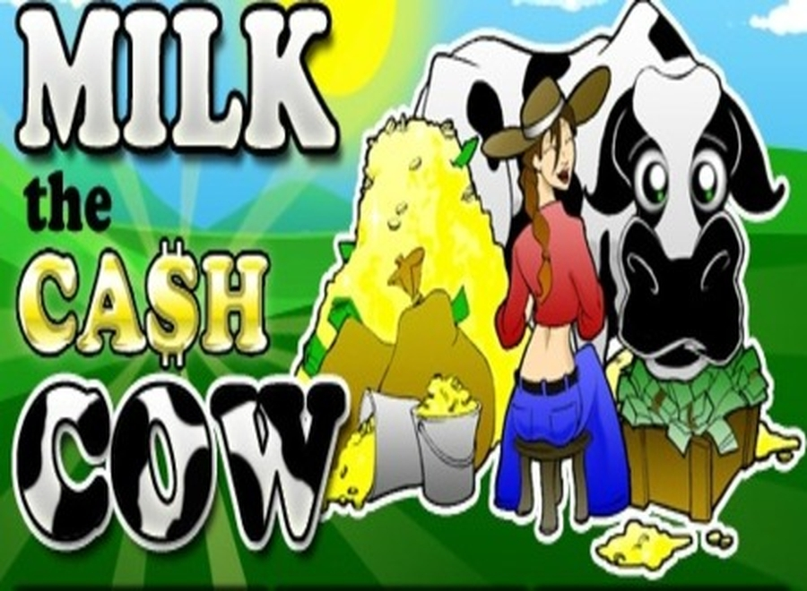 The Milk the Cash Cow Online Slot Demo Game by Rival