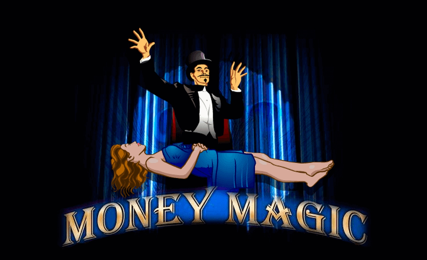 The Money Magic Online Slot Demo Game by Rival