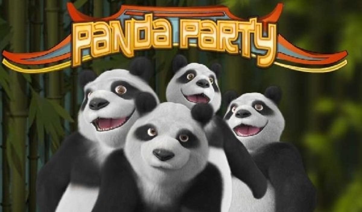 The Panda Party Online Slot Demo Game by Rival
