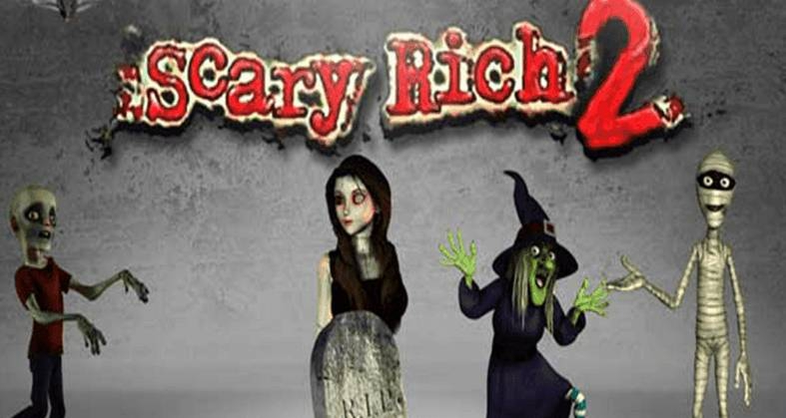 The Scary Rich 2 Online Slot Demo Game by Rival
