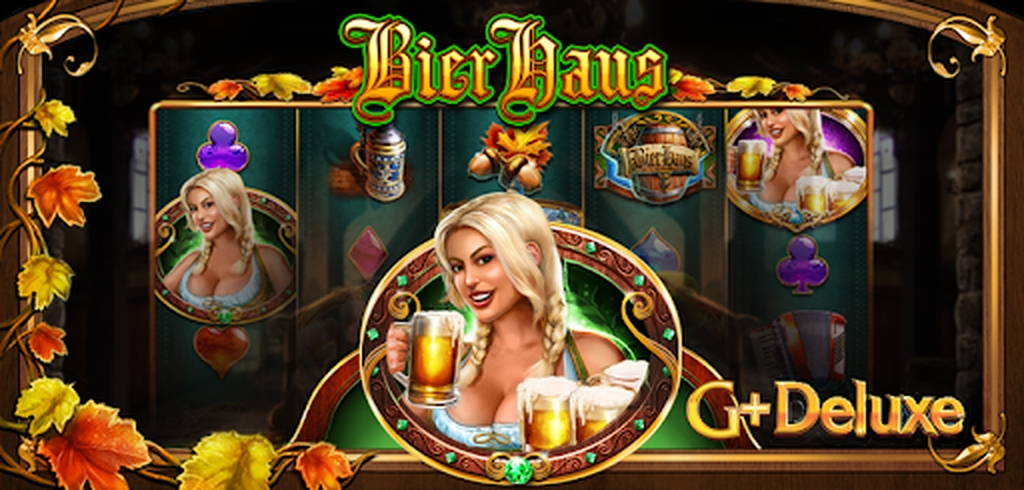 The Bier Haus Oktoberfest Online Slot Demo Game by WMS
