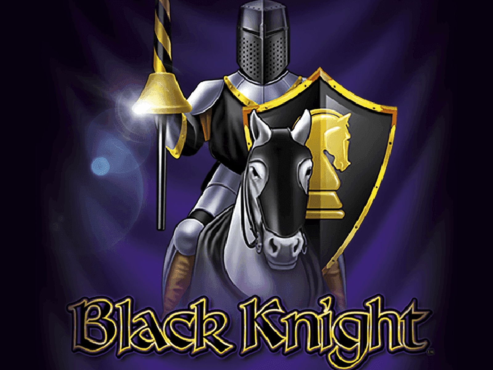 The Black Knight Online Slot Demo Game by WMS