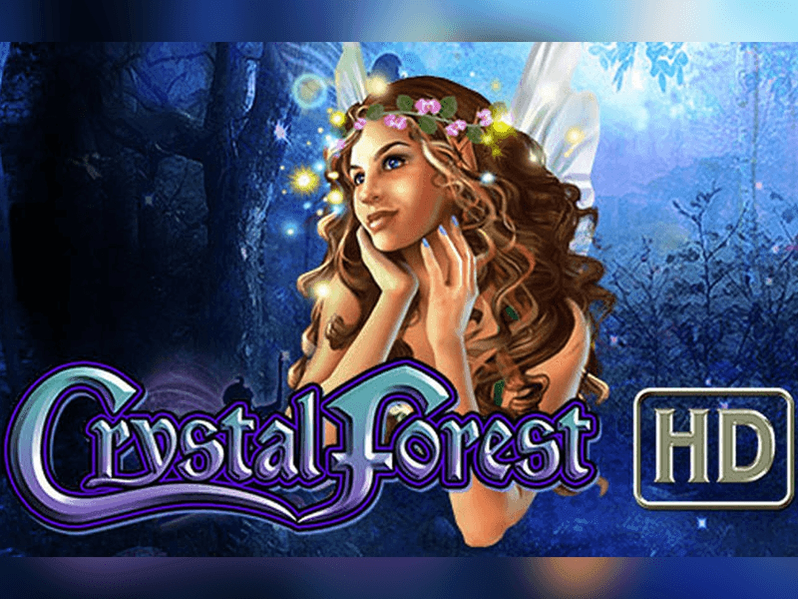 The Crystal Forest HD Online Slot Demo Game by WMS