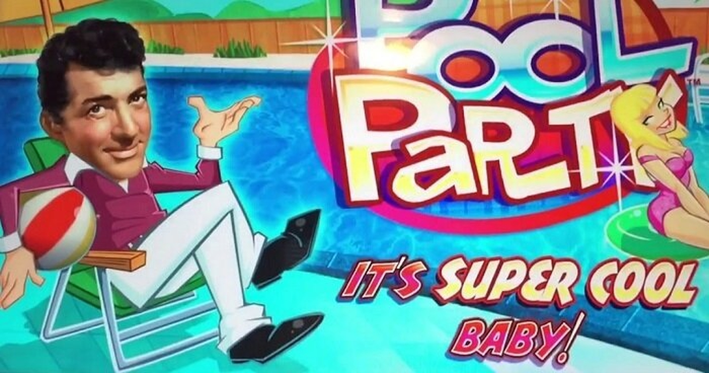 The Dean Martin's Pool Party Online Slot Demo Game by WMS