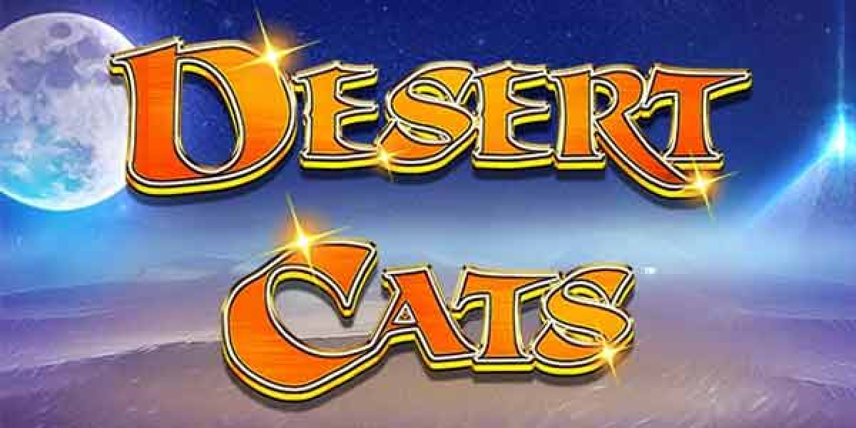 The Desert Cats Online Slot Demo Game by WMS