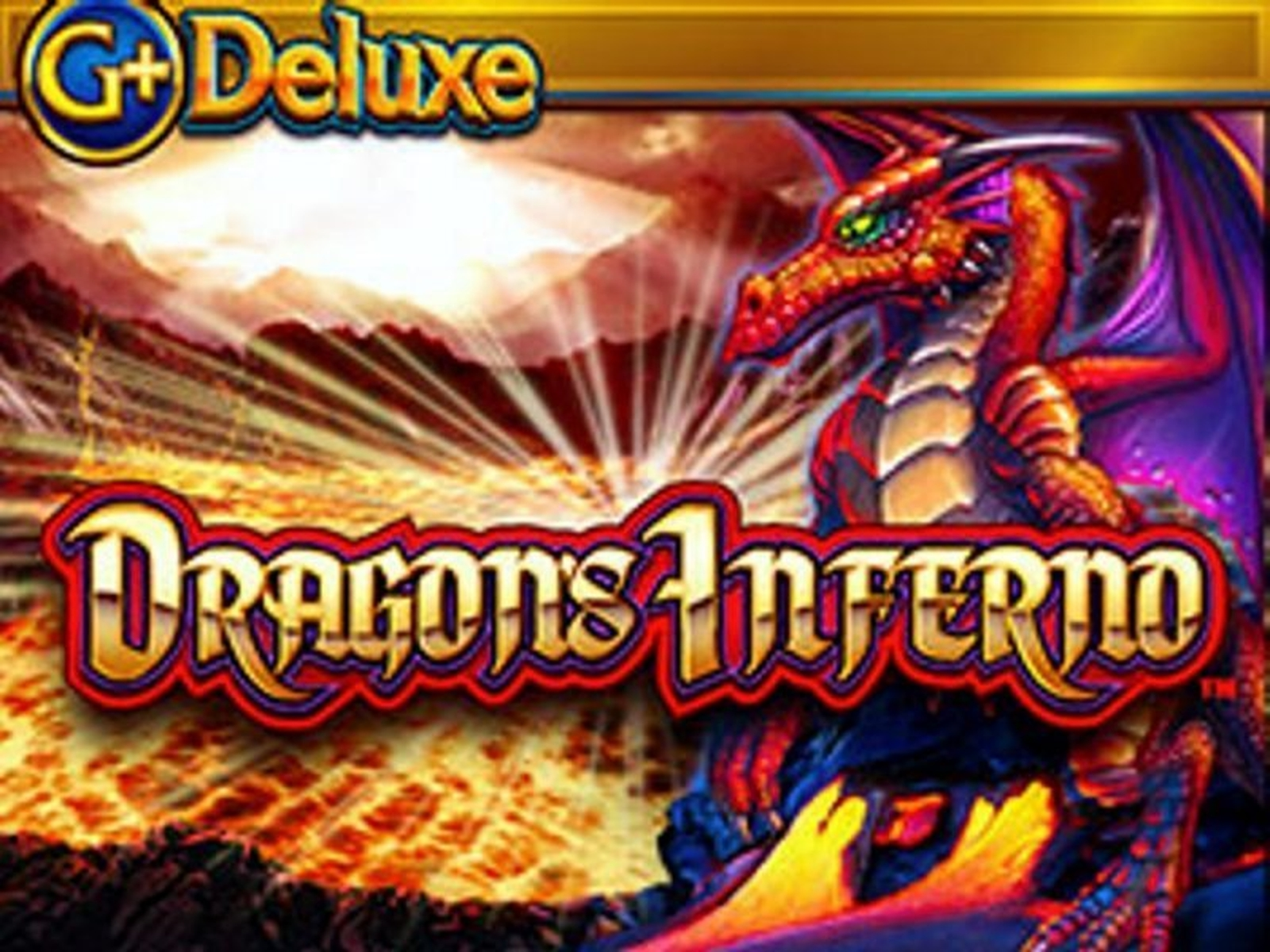 The Dragon's Inferno Online Slot Demo Game by WMS