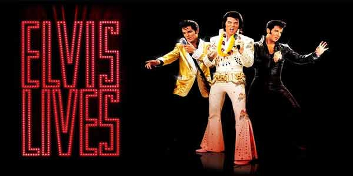 The Elvis Lives Online Slot Demo Game by WMS