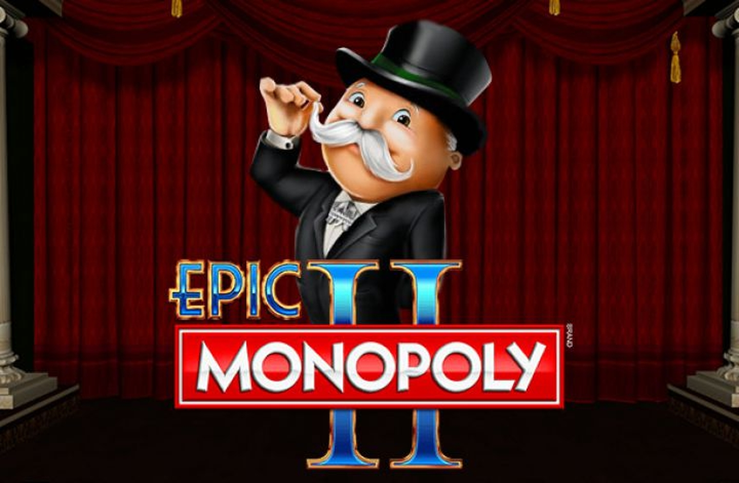 The Epic MONOPOLY II Online Slot Demo Game by WMS