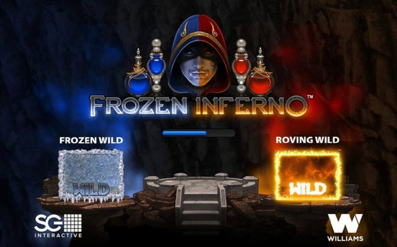 The Frozen Inferno Online Slot Demo Game by WMS