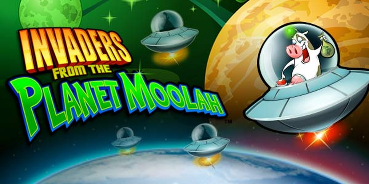 The Invaders from the Planet Moolah Online Slot Demo Game by WMS