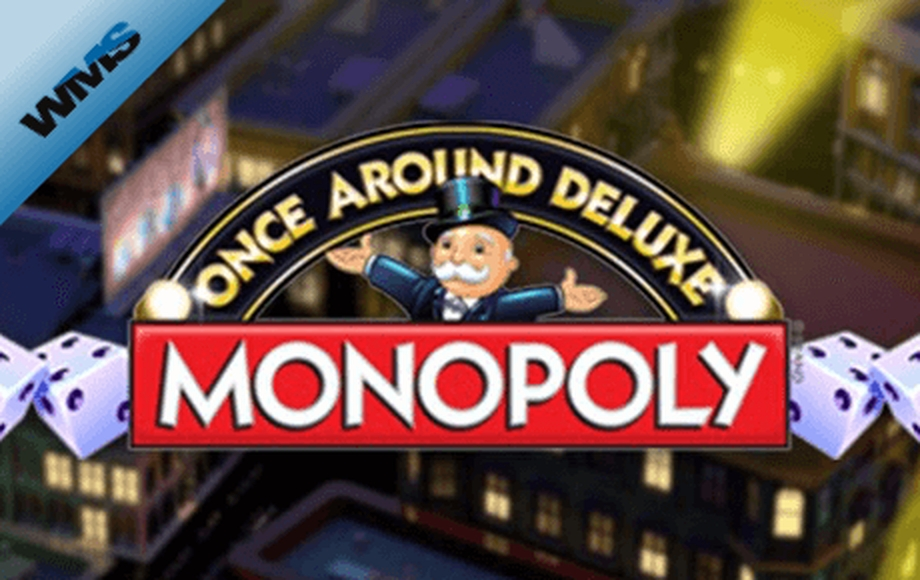 The MONOPOLY Once Around Deluxe Online Slot Demo Game by WMS