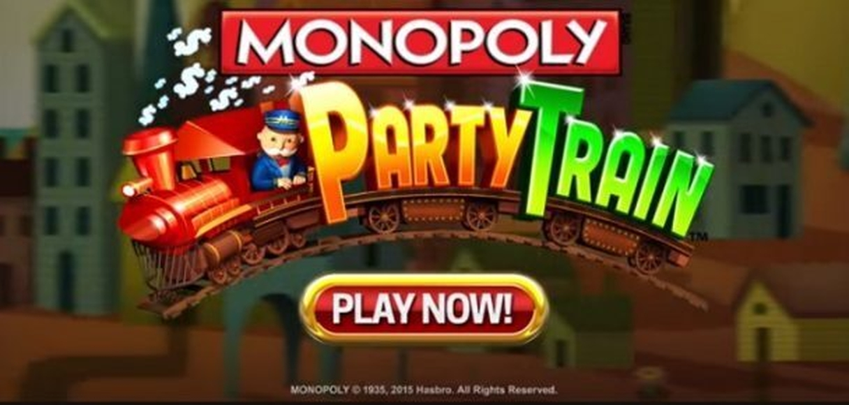 The MONOPOLY Party Train Online Slot Demo Game by WMS