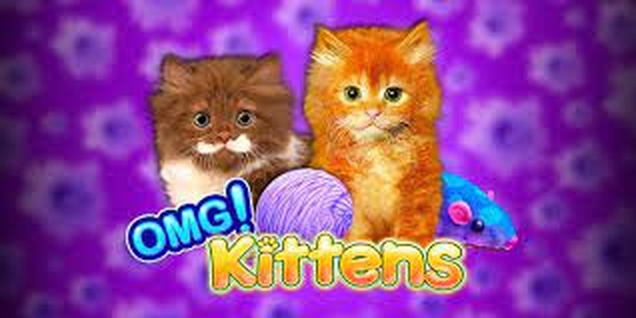 The OMG! Kittens Online Slot Demo Game by WMS