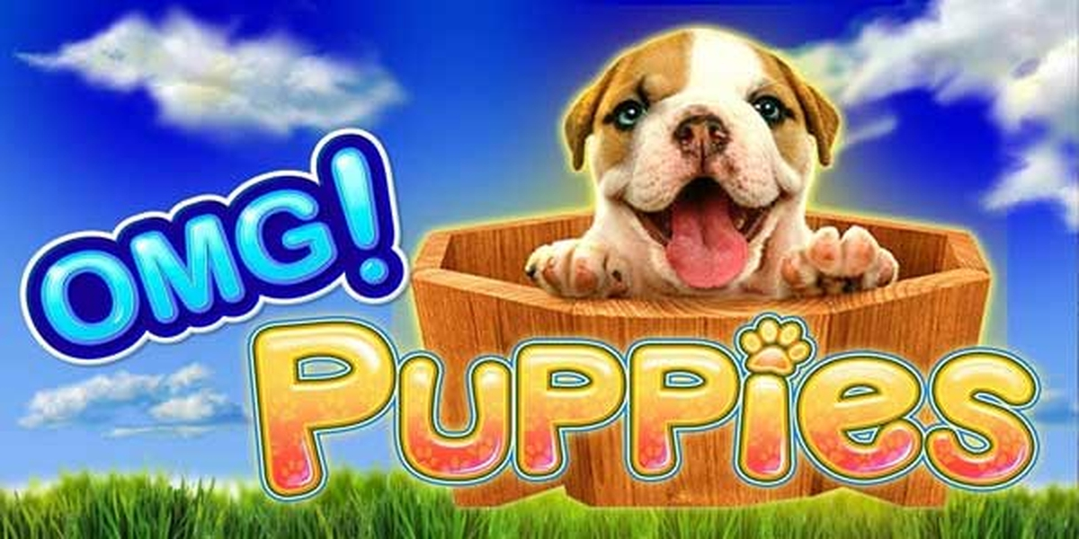 The OMG! Puppies Online Slot Demo Game by WMS
