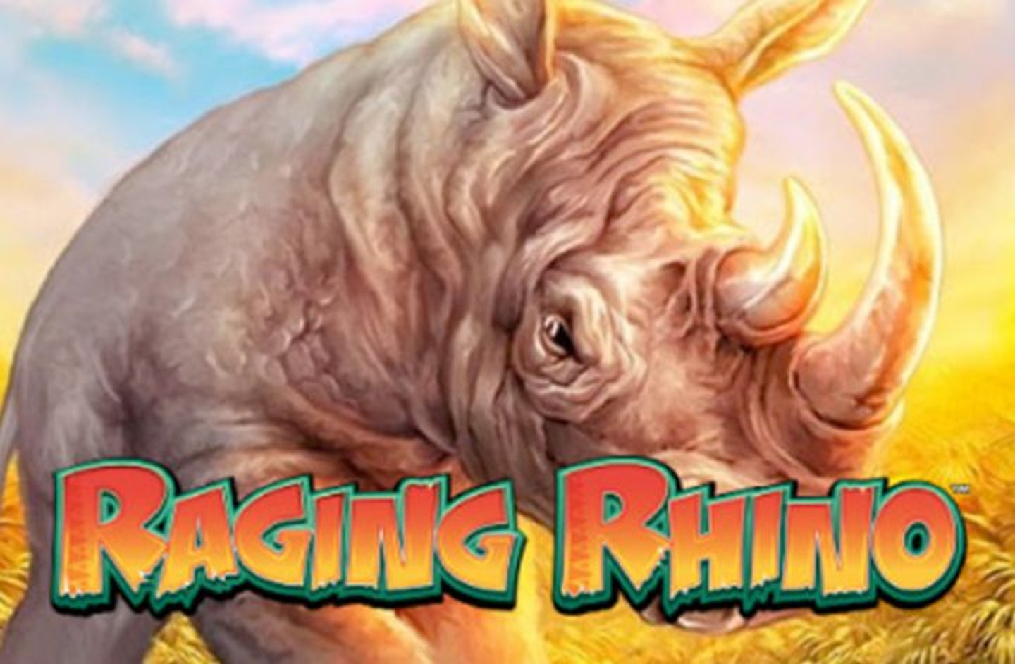 The Raging Rhino Online Slot Demo Game by WMS