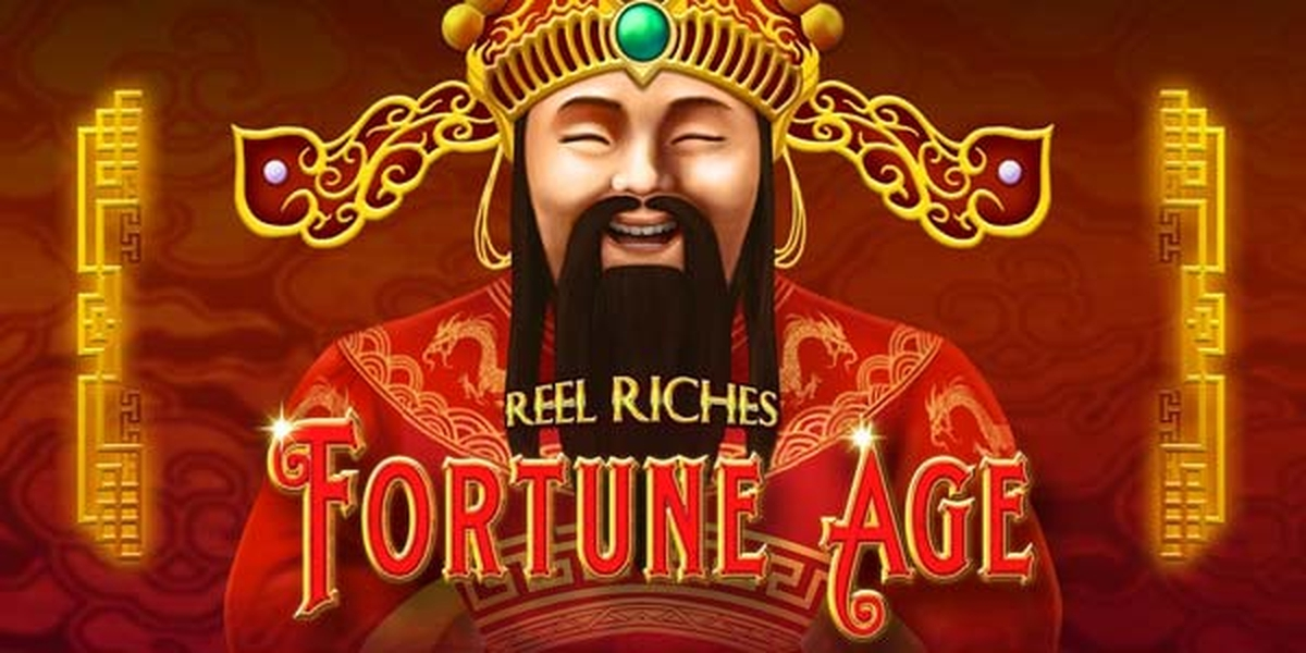 Reels in Reel Riches Fortune Age Slot Game by WMS