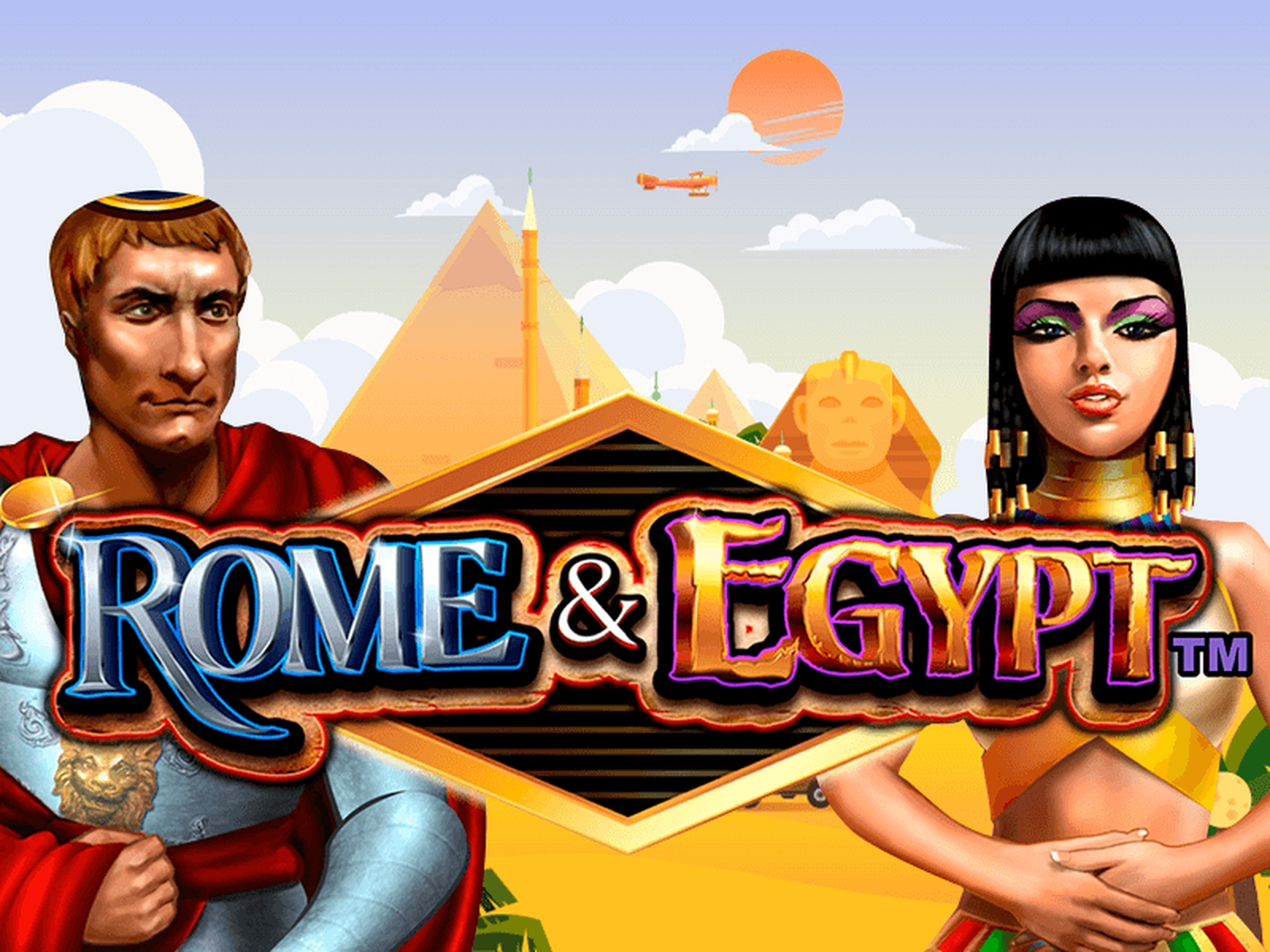 The Rome & Egypt Online Slot Demo Game by WMS