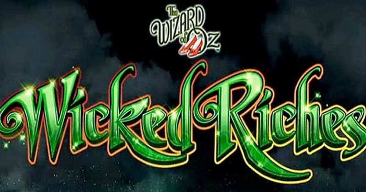 The THE WIZARD OF OZ Wicked Riches Online Slot Demo Game by WMS