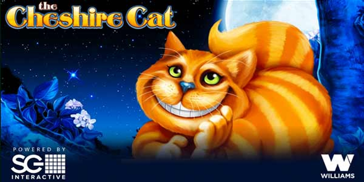 The The Cheshire Cat Online Slot Demo Game by WMS